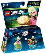 LEGO Dimensions Fun Pack: Krusty il Clown