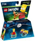 LEGO Dimensions Fun Pack: Bart Simpsons