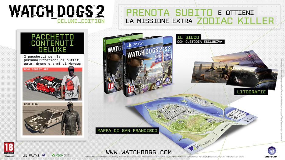 Watch Dogs Dedsec Edition Ps Gamestop