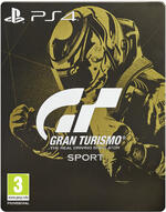 GT Sport - Steelbook Edition
