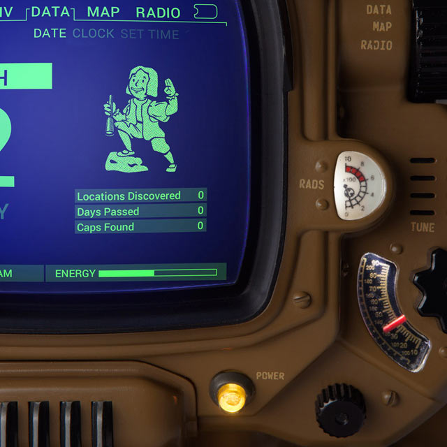 Fallout 4 - Pip-Boy Deluxe Bluetooth Edition