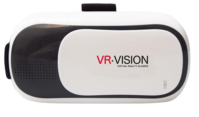 Visore VR Per Smartphone Con Controller - White