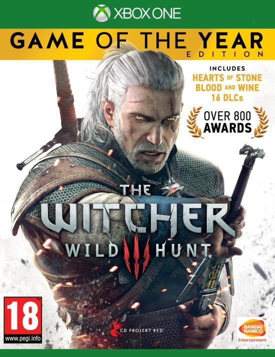 The Witcher 3: Wild Hunt GOTY Edition