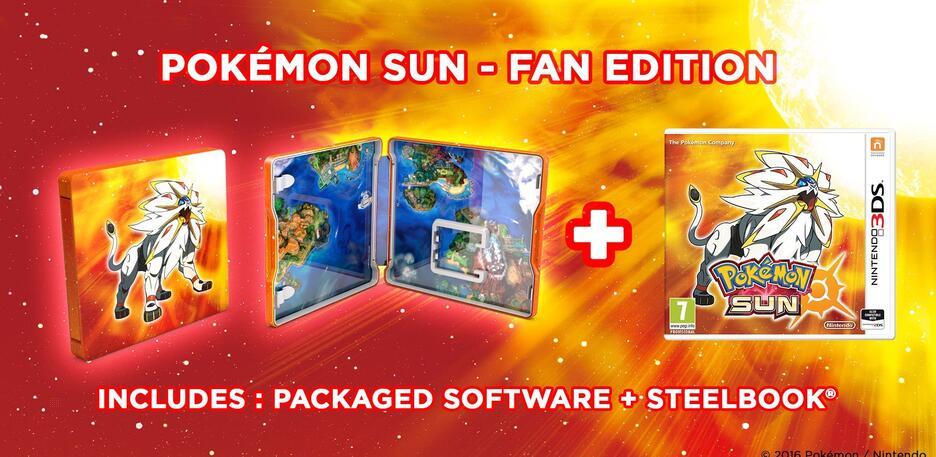 Pokémon Sole - Fan Edition