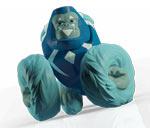 RUNIMALZ - Ymir Gorilla dei Ghiacci