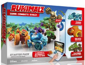 RUNIMALZ - Starter Pack