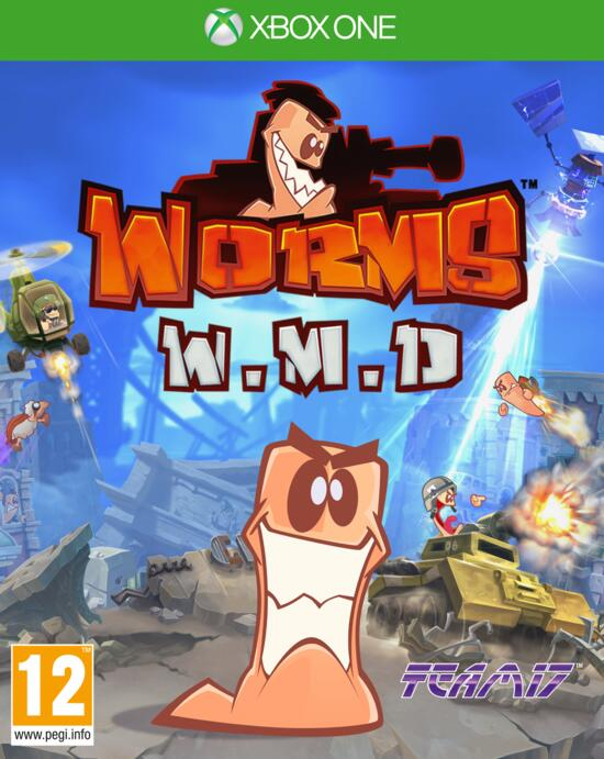Worms W.M.D - DayOne Edition