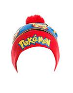Berretto Pokémon - Logo con Pikachu