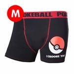 Boxer Pokémon - Poké Ball - Taglia M