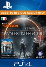Tom Clancy's The Division - New York Underground