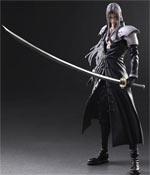 Action Figure Final Fantasy VII Advent Children - Sephiroth Play Arts Kai