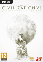 Sid Meier's Civilization VI - Edizione del 25° Anniversario