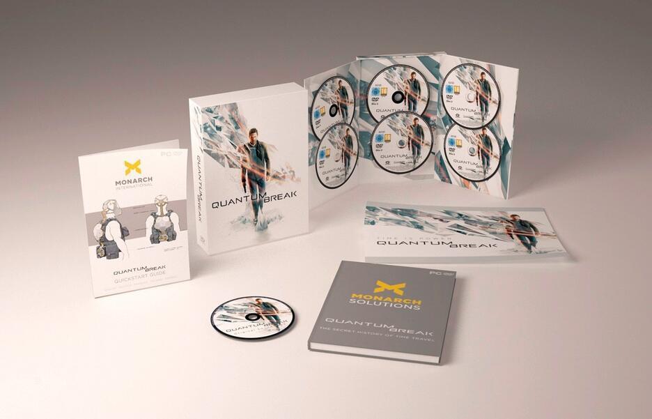 Quantum Break - Timeless Collector's Edition