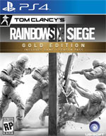 Rainbow Six Siege - Gold Edition