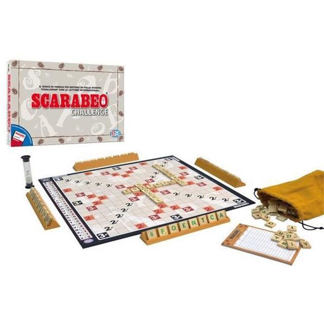 Gioco da tavolo scarabeo challenge gamestop italia - Gioco da tavolo scarabeo ...
