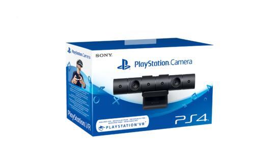 PlayStation VR + PS Camera