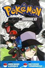 Fumetto Pokémon - Bianco e Nero - Box 2 vol. 11-20