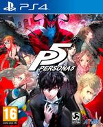 Persona 5 - Steelbook Launch Edition
