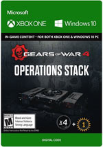 Gears of War 4 - Operation Stack