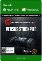 Gears of War 4 - Versus Booster Stockpile