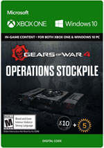 Gears of War 4 - Operations Stockpile