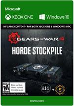 Gears of War 4 - Horde Stockpile