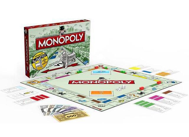 Gioco da tavolo monopoly rettangolare gamestop italia - Gioco da tavolo non t arrabbiare ...