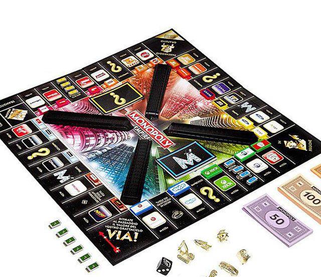 Gioco da tavolo monopoly empire gamestop italia - Partini gioco da tavolo ...