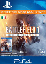 Battlefield 1 - Deluxe Edition Upgrade