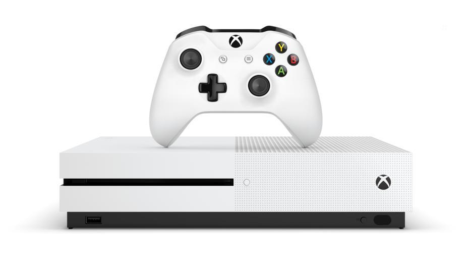 Xbox One S Bianca 1TB