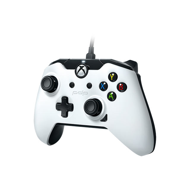 Wired Controller PDP - Arctic White