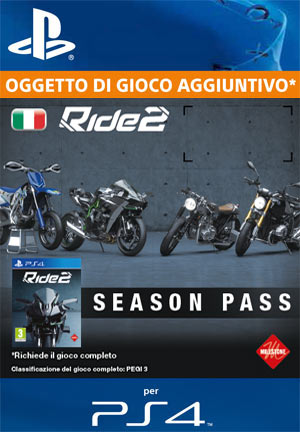 Ride 2 - Season Pass