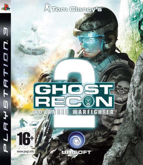 Tom Clancy: Ghost Recon Future Soldier + Tom Clancy: Ghost Recon Advanced Warfighter 2