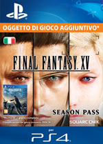 Final Fantasy XV - Season Pass