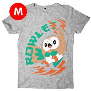 t-shirt POKEMON POPPLIO taglia L