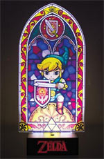 Lampada The Legend of Zelda - Link Wind Waker
