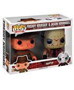 Funko Pop! 2-Pack - Freddy Krueger & Jason Vorhees