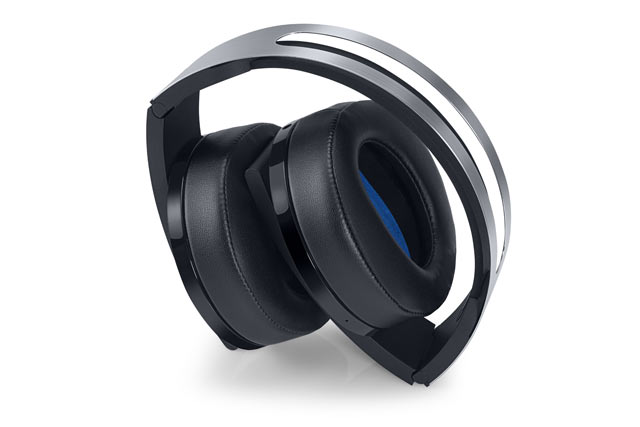 Cuffie PlayStation 4 - Platinum Wireless Headset