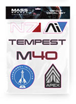 Stickers Mass Effect Andromeda
