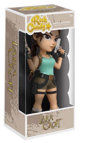 Funko Rock Candy - Lara Croft