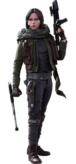 Action Figure Star Wars Rogue One - Jyn Erso