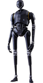 Action Figure Star Wars Rogue One - K-2SO