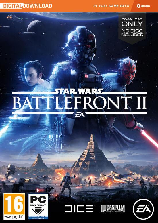 Star Wars Battlefront II (Digital Download)