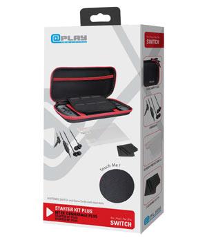 Starter Kit Plus @Play - Nero e Rosso