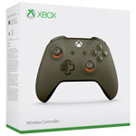 Controller Wireless Verde/Arancione