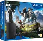 PS4 Slim 1TB + Horizon Zero Dawn