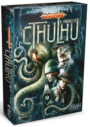 Gioco Da Tavolo - Pandemic: Il Regno di Cthulhu