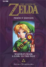 Fumetto The legend of Zelda - Perfect Edition - Majora's Mask / A Link to the Past - Vol.3