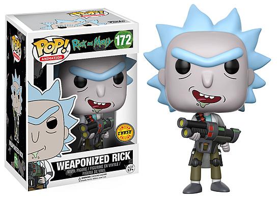 Rick e Morty-elimina Tuta Rick - DA COLLEZIONE FUNKO POP! 566 NUOVO E SIGILLATO