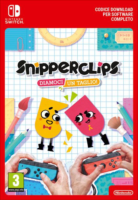Snipperclips: Diamoci un taglio!